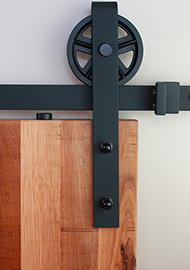 Barn Door Industrial Track