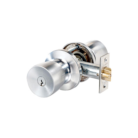 Lockwood 530 Series Key in Knob Lockset
