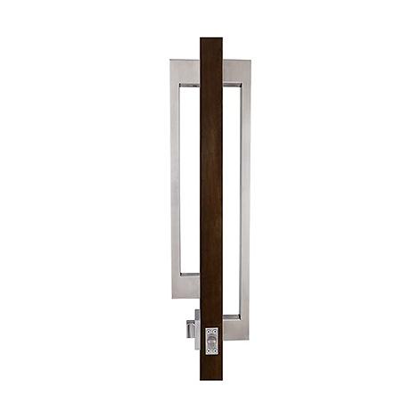 Lockwood Paradigm® Pull Handle Lockset - Deadbolt