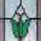 Triple Glazed Leadlight - PZ108