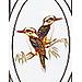 Ceramica - Kookaburra Jewel
