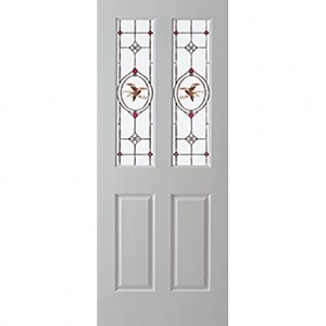 Moulded Panel Woodgrain