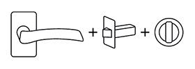 Astron Longplate Privacy Kit