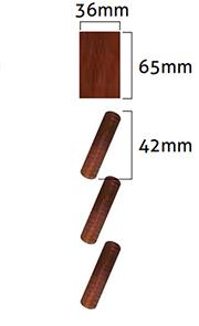 Cross Section Mode Open Blade
