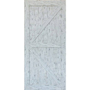 Frontier Rustic W4 White