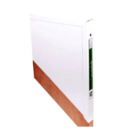 Hume Commercial Products Metal Clad Door