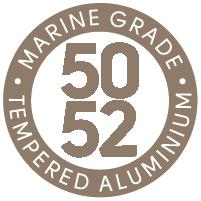 5052 Marine Grade Tempered Aluminium